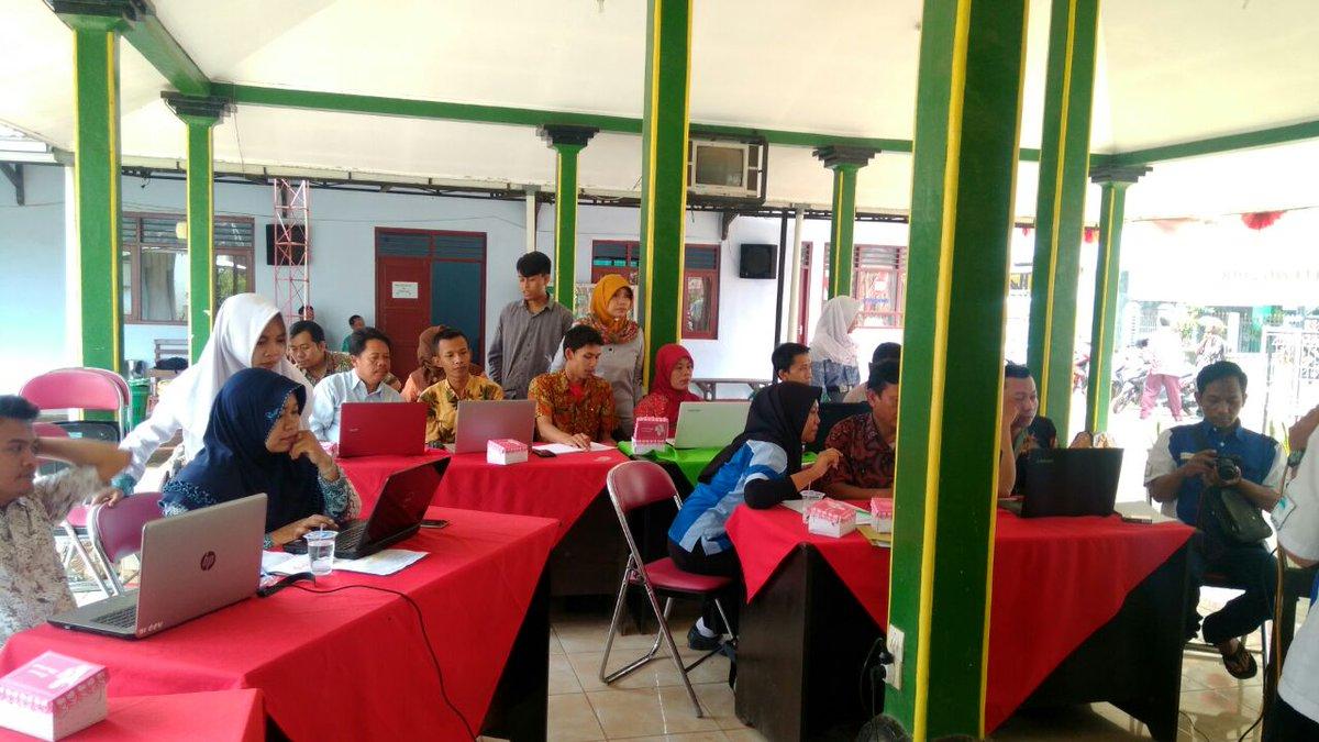 Desa Losari Ikuti Pelatihan Pengelolaan Website Desa